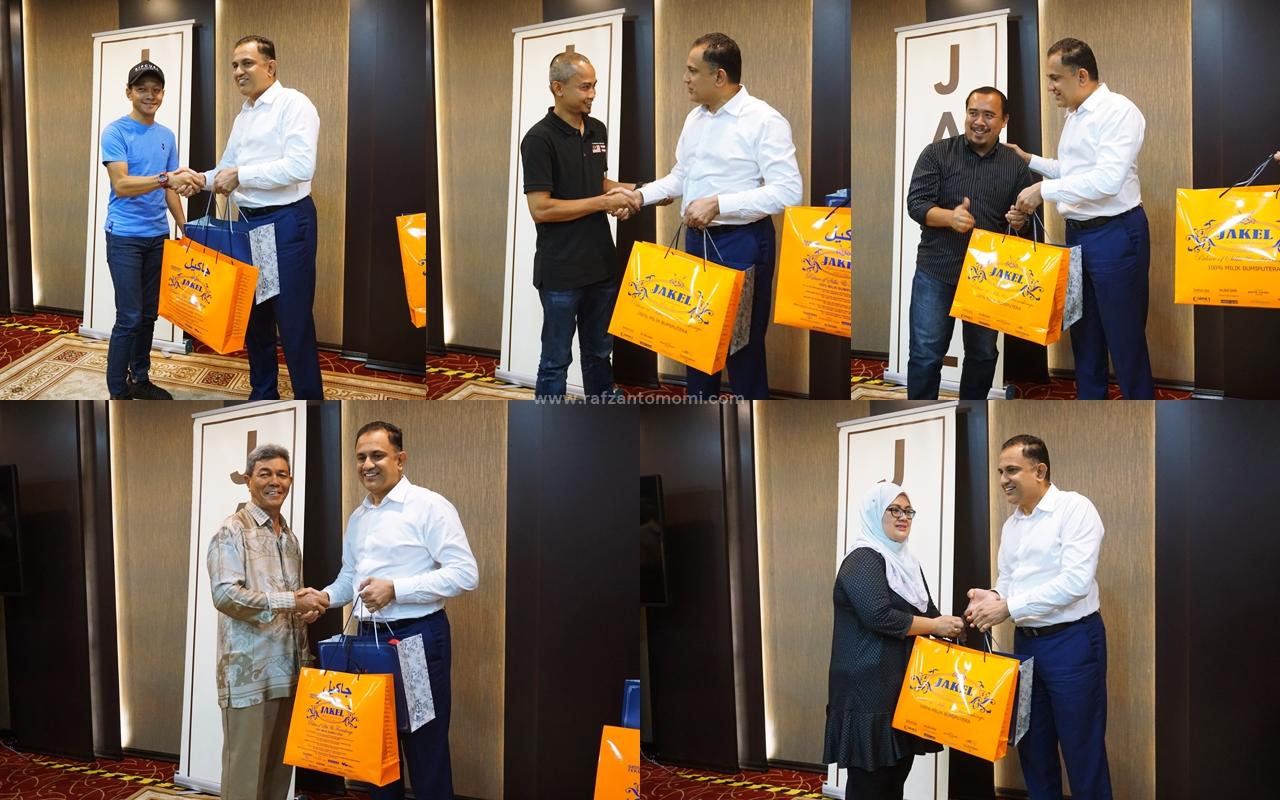 Tahniah! Jakel Menghargai Pelanggan Dengan Membawa 200 Pemenang Menunaikan Ibadah Umrah