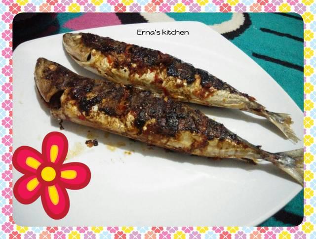 Resep ikan bakar isi sambel kecap pedas ala rumah makan ciwidey