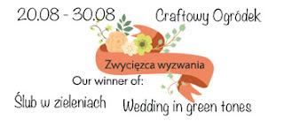 http://craftowyogrodek.blogspot.ie/2016/09/wyniki-wyzwania-slub-w-zieleniach.html
