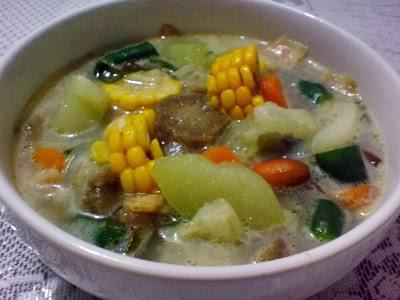 Makanan Soekarno