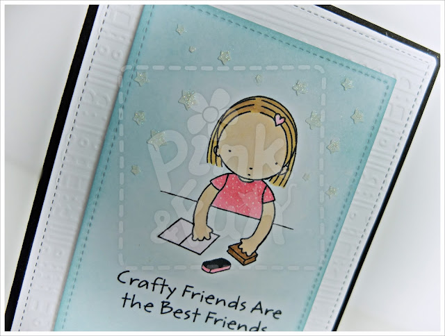 Cardmaking - Scrapbooking- Copic - Die-Namics