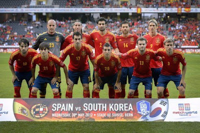 prediksi final euro 2012, spanyol vs italia, final euro 2012, tim spanyol