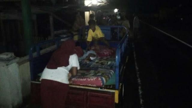 Gempa 4,1 SR Guncang Morotai