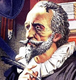 Imagen a color de Miguel de Cervantes Saavedra para escolares