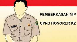 Pemberkasan Penetapan NIP CPNS Honorer