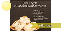 Rezept Kokoshappen mit getrockneter Mango