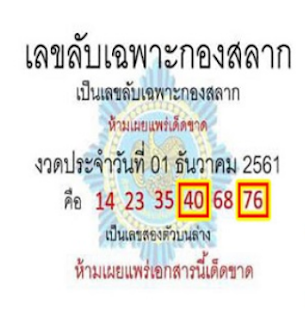Thailand Lottery 3up Speak Draw Guidelines For sixteen-12-2018 | Clear