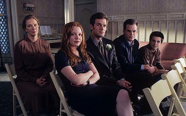 Les personnages de Six Feet Under, série d'Alan Ball (2001-2005)