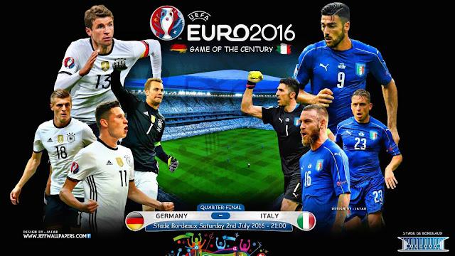 Alemanha x Itália rivalidade