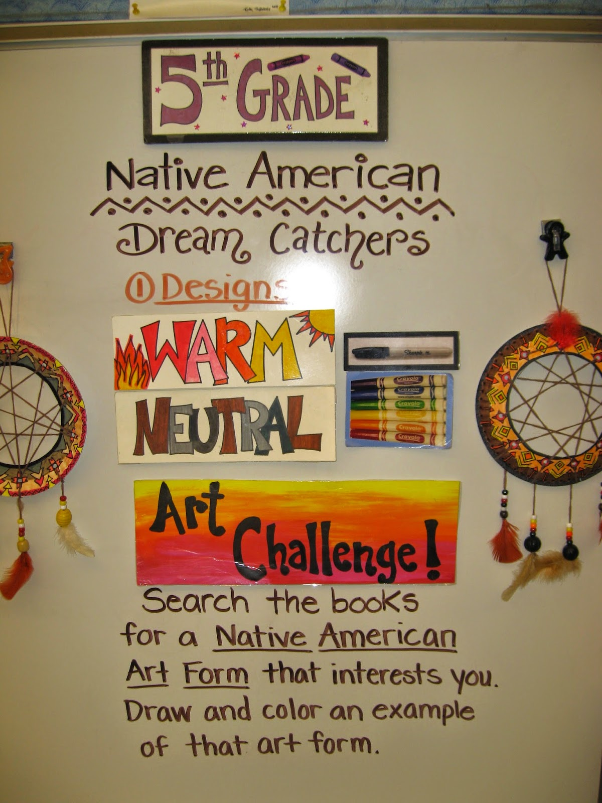 Jamestown Elementary Art Blog 5th Grade Native American