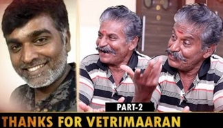 Actor Suryakanth Interview   Super Deluxe   Vada Chennai