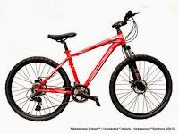 Sepeda Gunung Reebok Chameleon Sport Rangka Aloi 6061 21 Speed 26 Inci