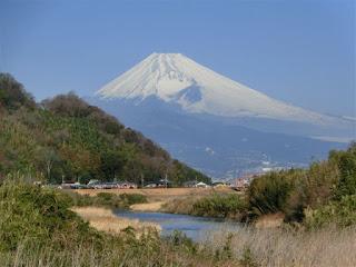 伊豆の国市からの富士