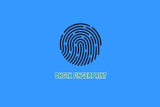 Absen Online DHGTK Menggunakan Fingerprint Sidik Jari Terbaru 2018/2019