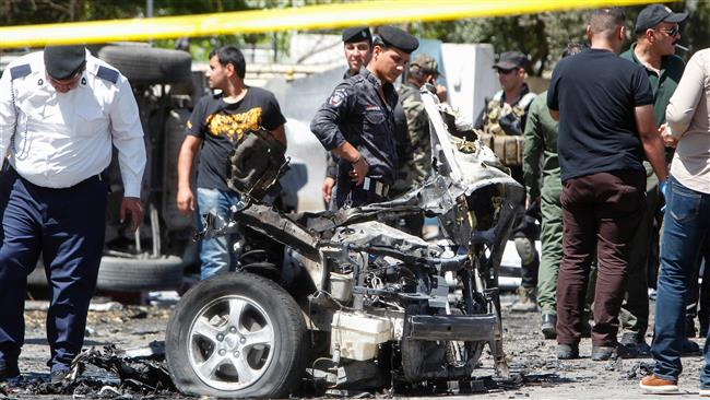 Deadly attack hits Iraqi military center in Diyala
