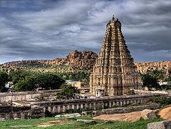 वीरूपाक्ष मंदिर, हम्पी