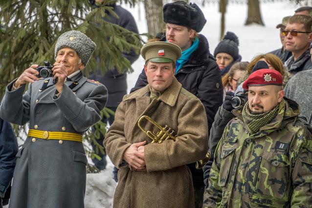 Реконструкция боя при Соколово 9.03.2018 - 14