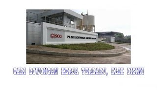 PT. SCG Lightweight Concrete Indonesia