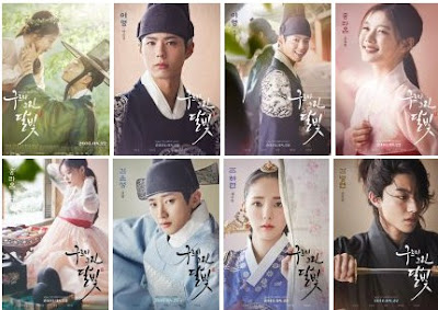 Pemeran Drama Moonlight drawn by clouds