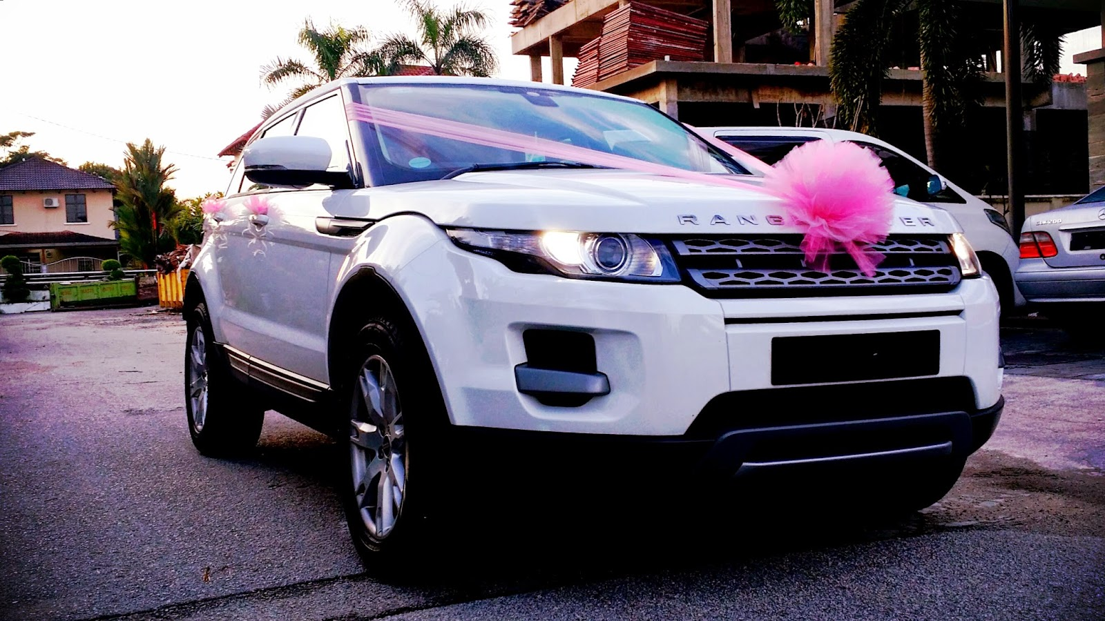 RedOrca Malaysia Wedding and Event Car Rental Bridal Car