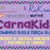 Rekreare resgata história do Carnaval para crianças em Registro-SP