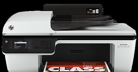 Descargar Driver HP Deskjet Ink Advantage 2645 [Windows ...