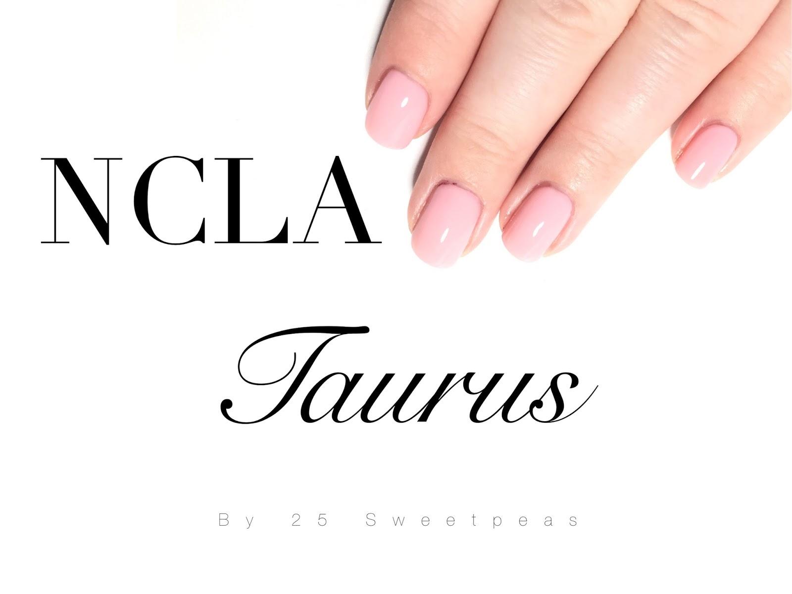 NCLA   Taurus - 25 Sweetpeas