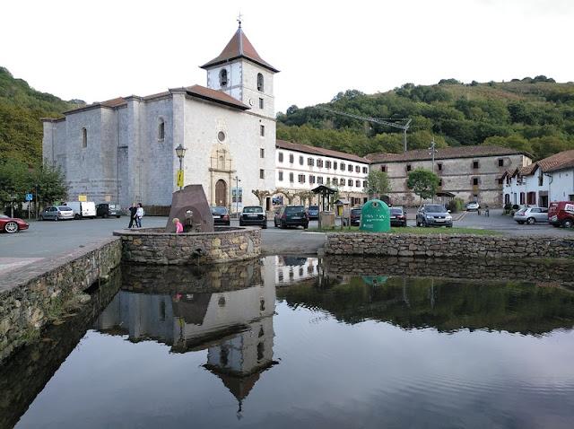Monasterio de Urdax y hospital de peregrinos