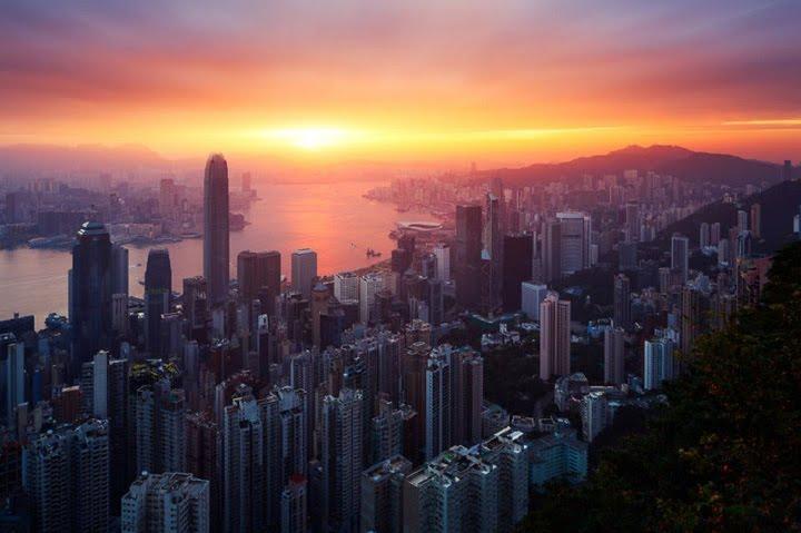 şehir manzara resimleri