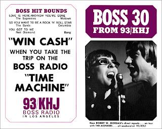 KHJ Boss 30 No. 80 - Davy Jones and Peter Tork