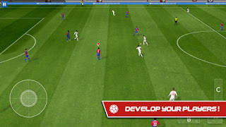 لعبة dream league soccer 16