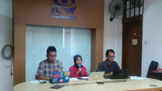 ICW: Dana Kampanye Jokowi-Maruf Disokong Pihak Ketiga, Prabowo-Sandi dari Kocek Sendiri