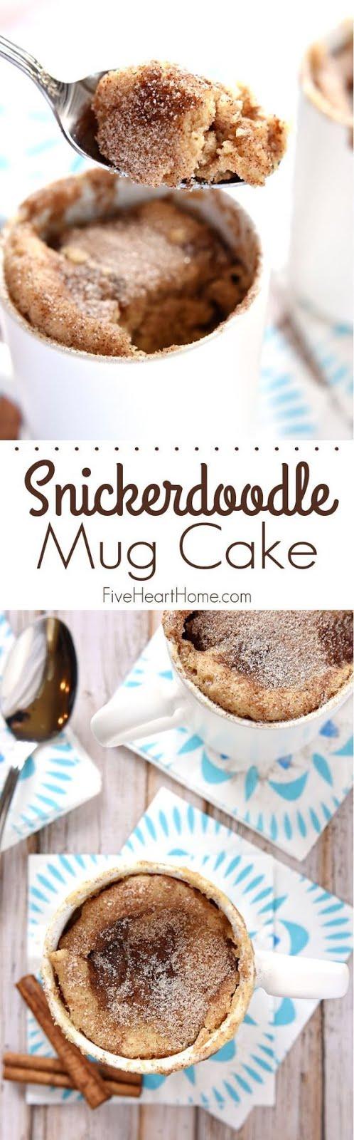 Best Mug Cake Recipe Books