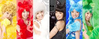 Minami Akina 南明奈 Images