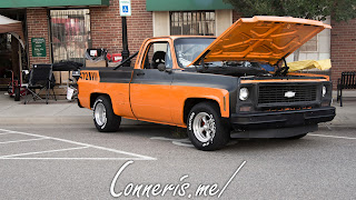 1979 Chevrolet C10 Race Truck Side angle
