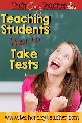 Teaching students how to take standardized tests