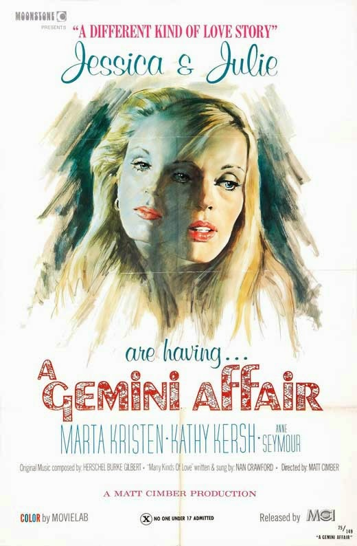 The Gemini Affair (1973), Matt Cimber exploitation