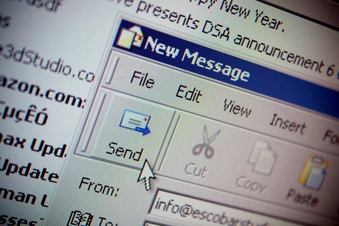 como falsificar correo electronico