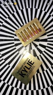 kylie jenner cosmetics mini mattes liquid lipstick
