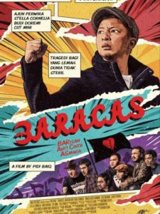 Download film Baracas: Barisan Anti Cinta Asmara (2017) WEB-DL Gratis