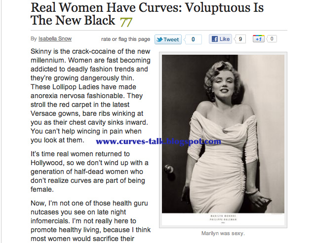 Why do black women have curves