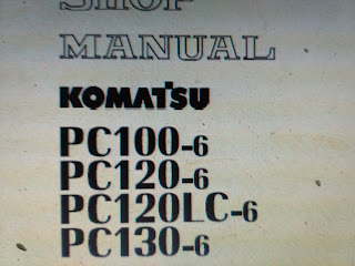 PC100-6 PC120-6 PC120LC-6 PC130-6