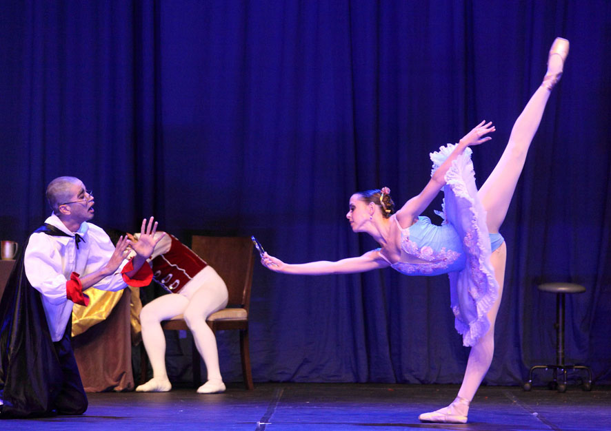 f1edc7693c Ballet Coppélia com a Escola de Ballet Cláudia São Bento Foto  Hans Von  Manteuffel