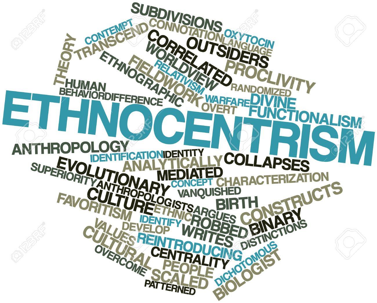 Etnosentrisme Klik Techno