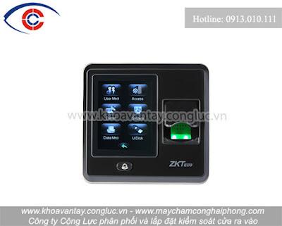 Kiểm soát cửa ZKTeco SF300.