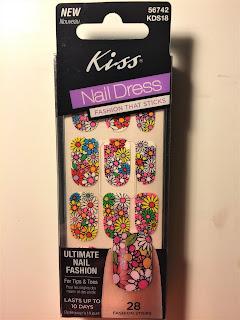 kiss nail dress halter