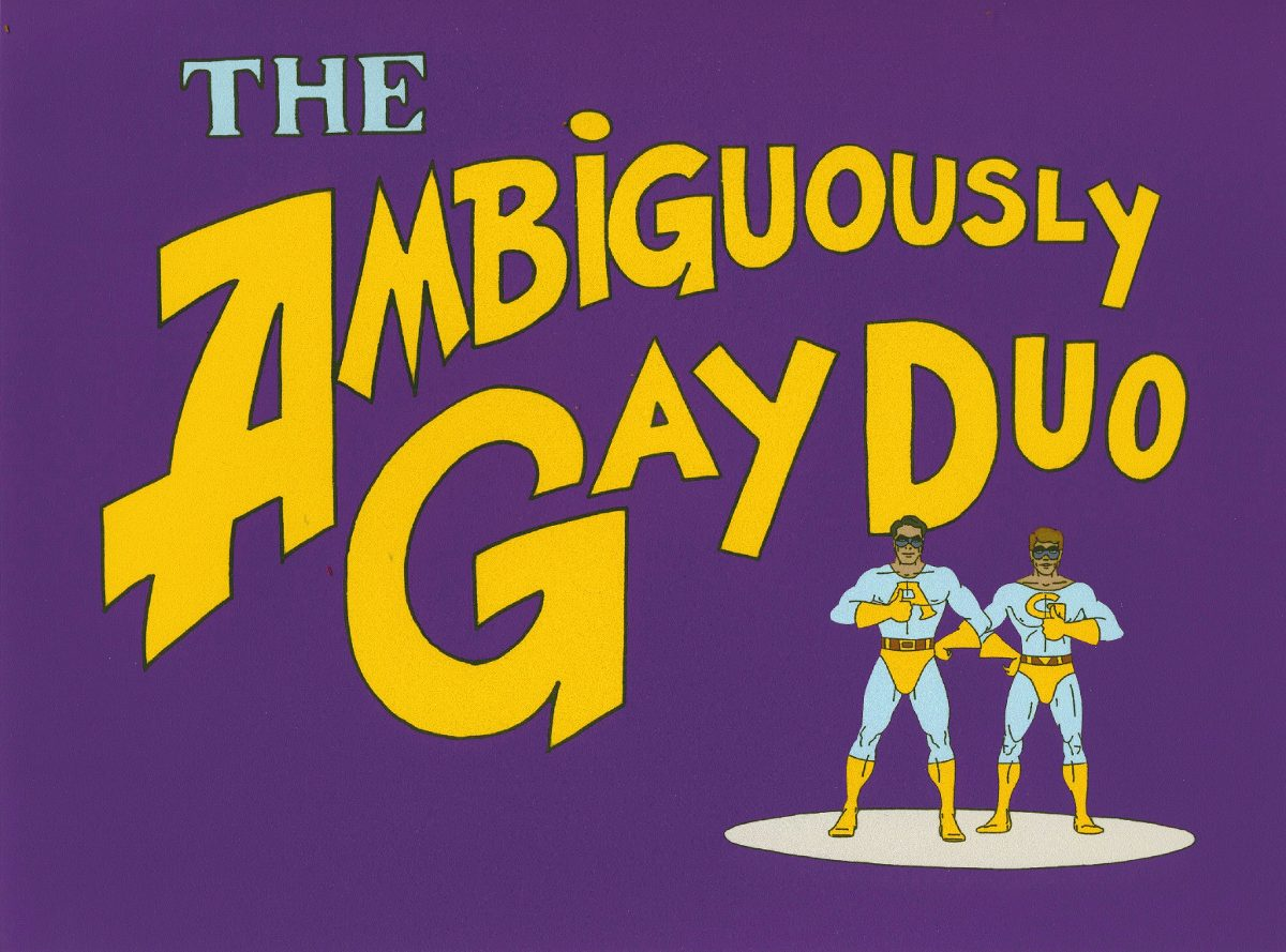 from Abel the ambiguously gay duo video clips