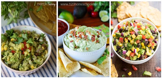 easy-guacamole-recipes