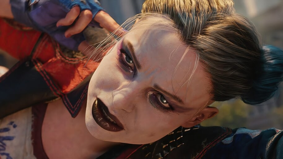Suicide Squad Kill the Justice League, Harley Quinn, 4K, #3.2574