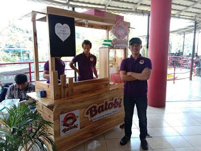 Batobi, Jajanan Sehat Innovasi Mahasiswa Darmajaya